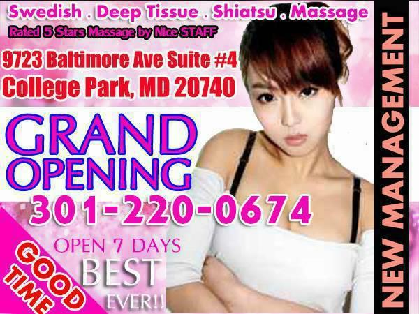 Asian Massage Baltimore Md