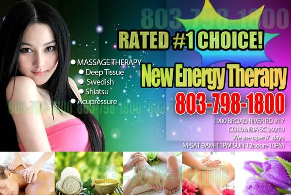 Asian carolina massage south
