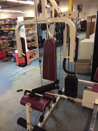 Gold 39 s gym home gym competitor series 95 annville Home hardware furniture collingwood